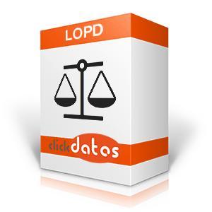 Pack se servicios LOPD ClickDatos