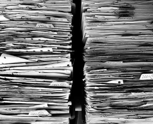 ¿Hasta cuándo puedes conservar los datos personales?