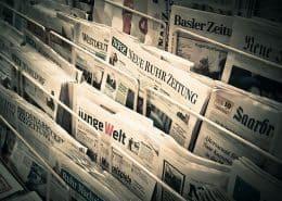 ¿Cómo se protegen los datos en los medios de comunicación?