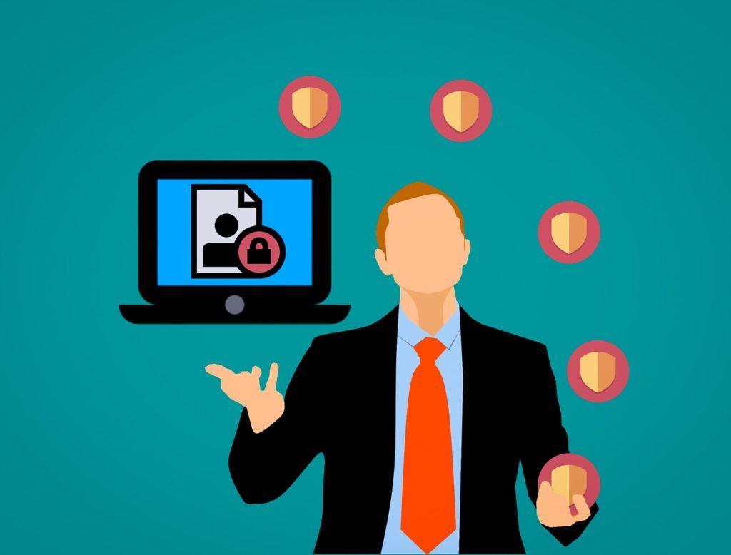 RGPD, LOPD, encargado del tratamiento de datos personales