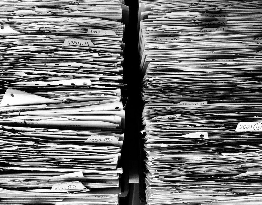 LOPD, RGPD y conservación de datos personales