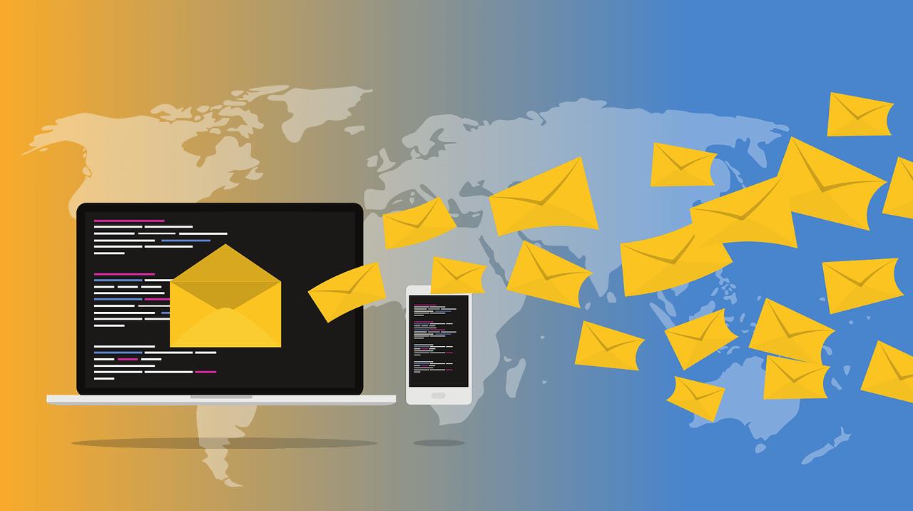 Configurar la protección de datos en email