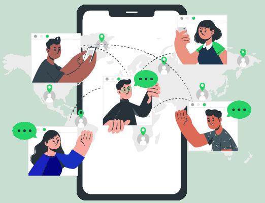 WhatsApp, monopolio de las comunidades y grupos online