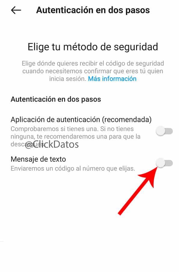 Evita que te hackeen Instagram con esta sencilla opción