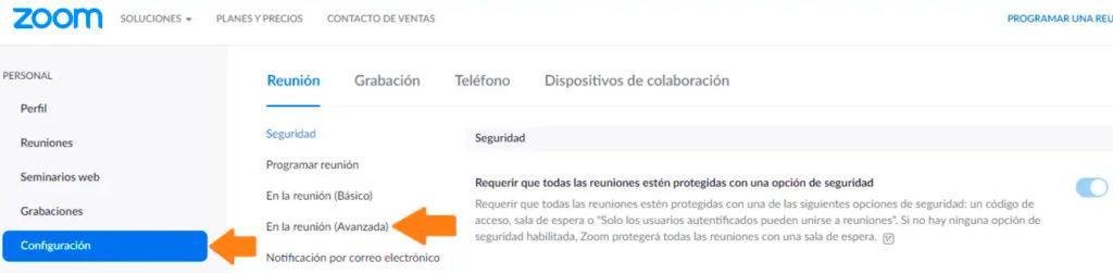 Zoom: Cómo grabar tus reuniones online cumpliendo el RGPD